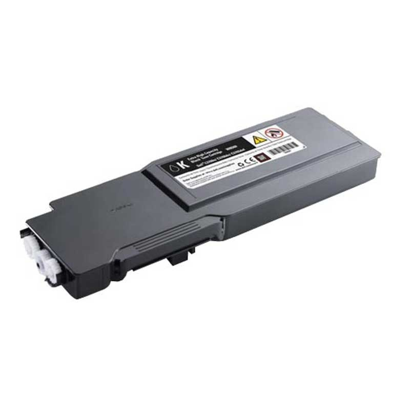 Dell Toner Cartridge - Black - Compatible - OEM 331-8421