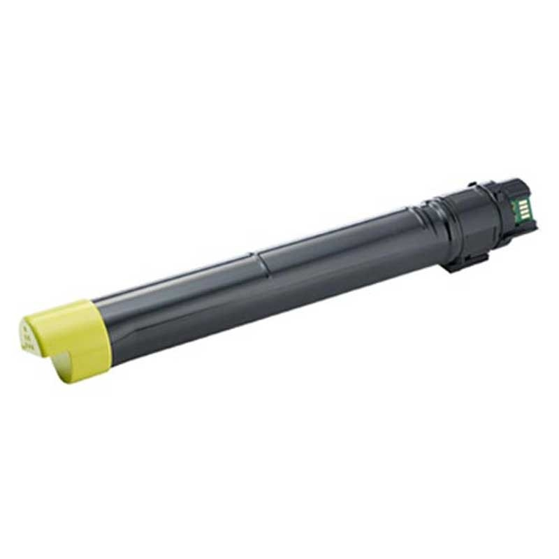 Dell Toner Cartridge - Yellow - Compatible - OEM 332-1875