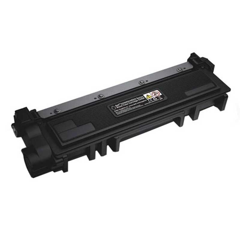Dell Mono Toner Cartridge - Black - Compatible - OEM 593-BBKD