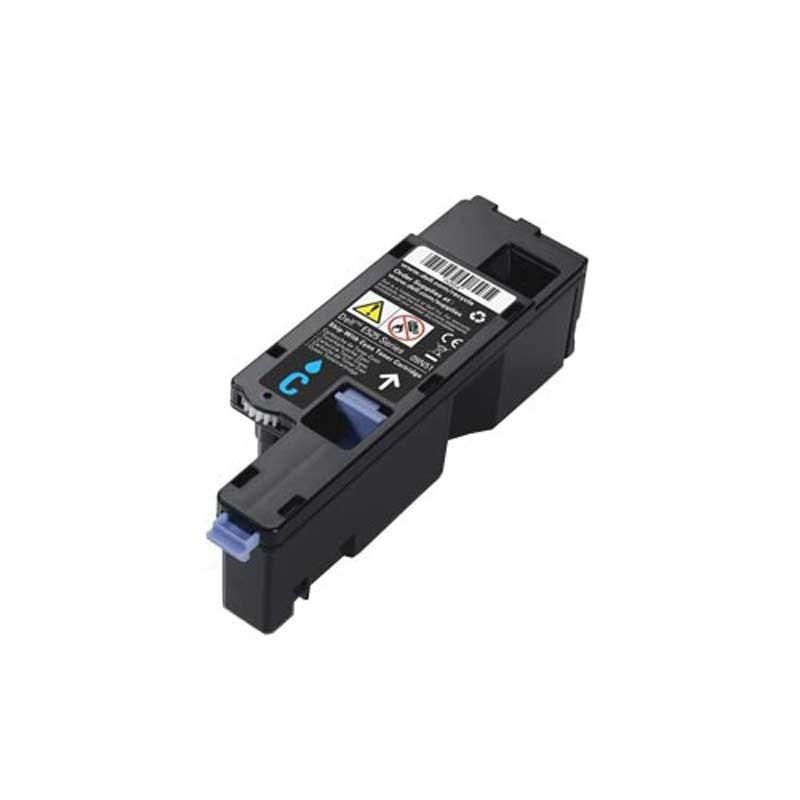 Dell Toner Cartridge - Cyan - Compatible - OEM 593-BBJU