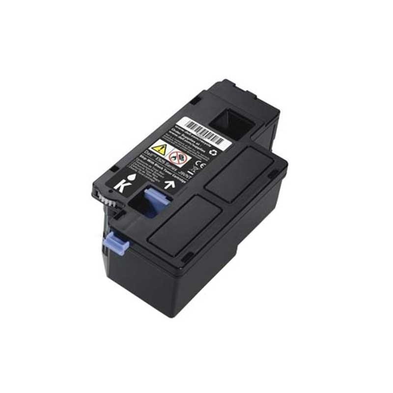 Dell Toner Cartridge - Black - Compatible - OEM 593-BBJX