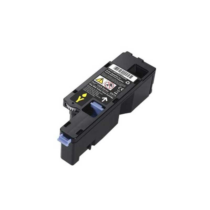 Dell Toner Cartridge - Yellow - Compatible - OEM 593-BBJW