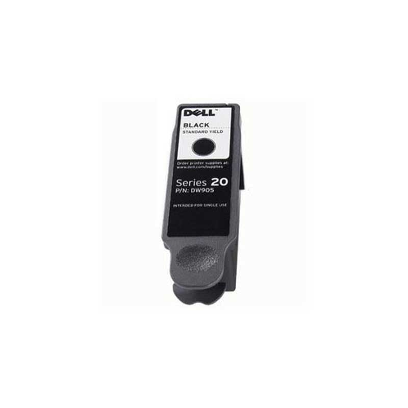 Dell Ink Cartridge - Black - Compatible - OEM DW905