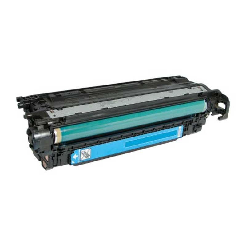 HP Toner Cartridge - Cyan - Compatible - OEM CE401A