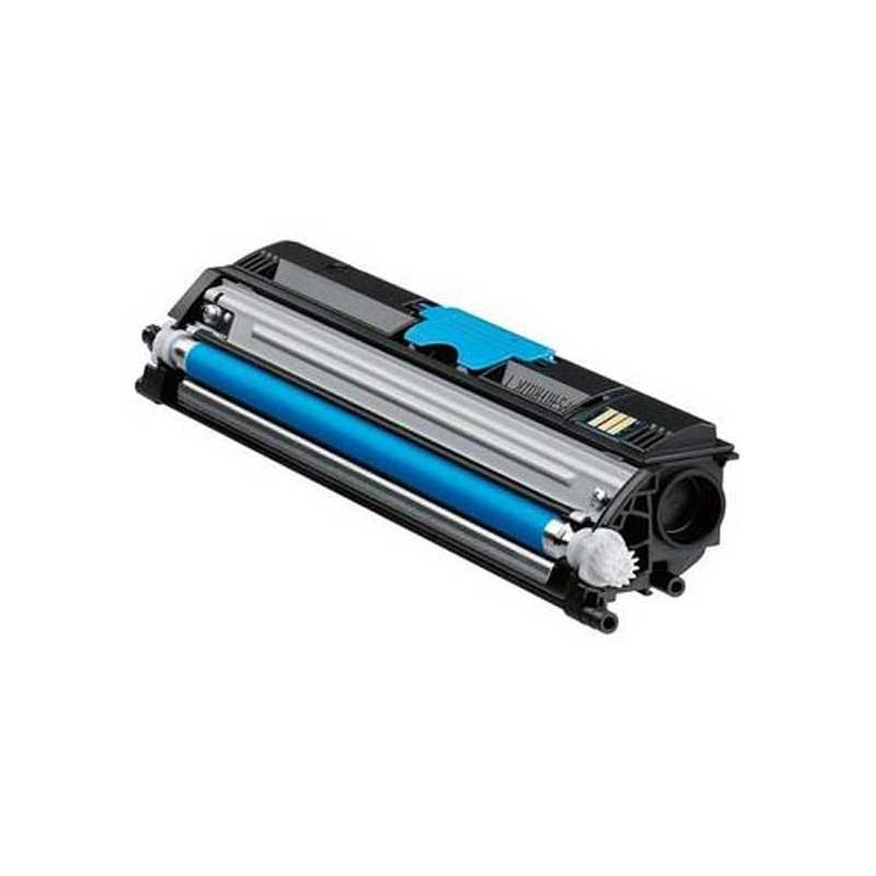 Konica-Minolta Toner Cartridge - Cyan - Compatible - OEM A0V30HF