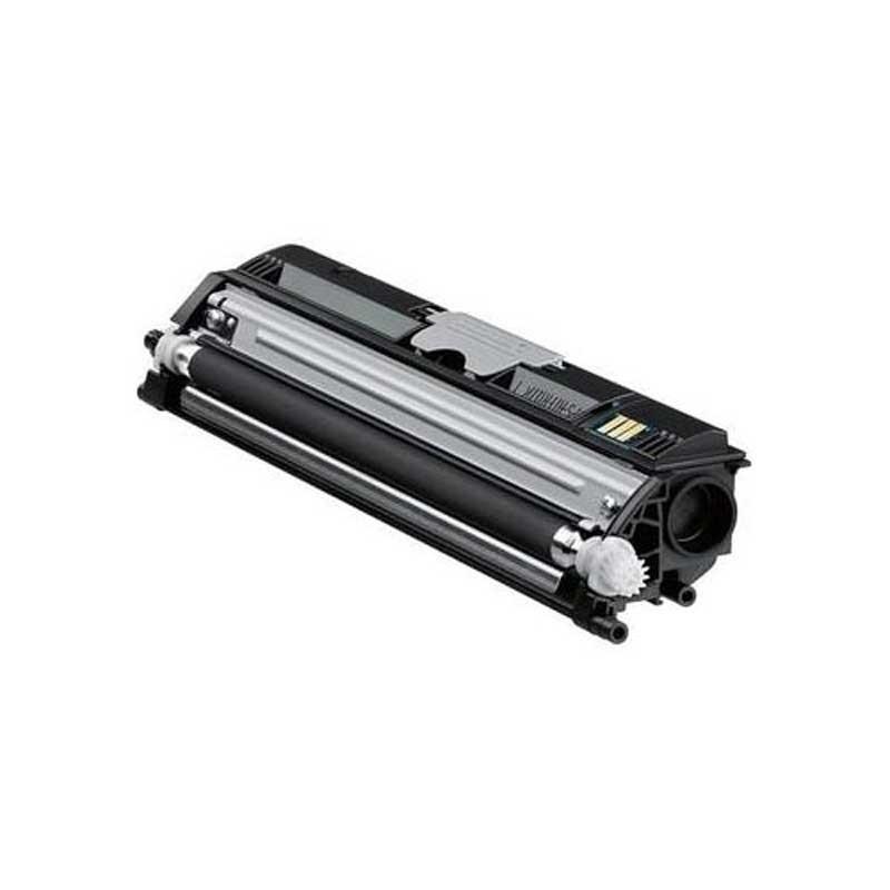Konica-Minolta Toner Cartridge - Black - Compatible - OEM A0V301F