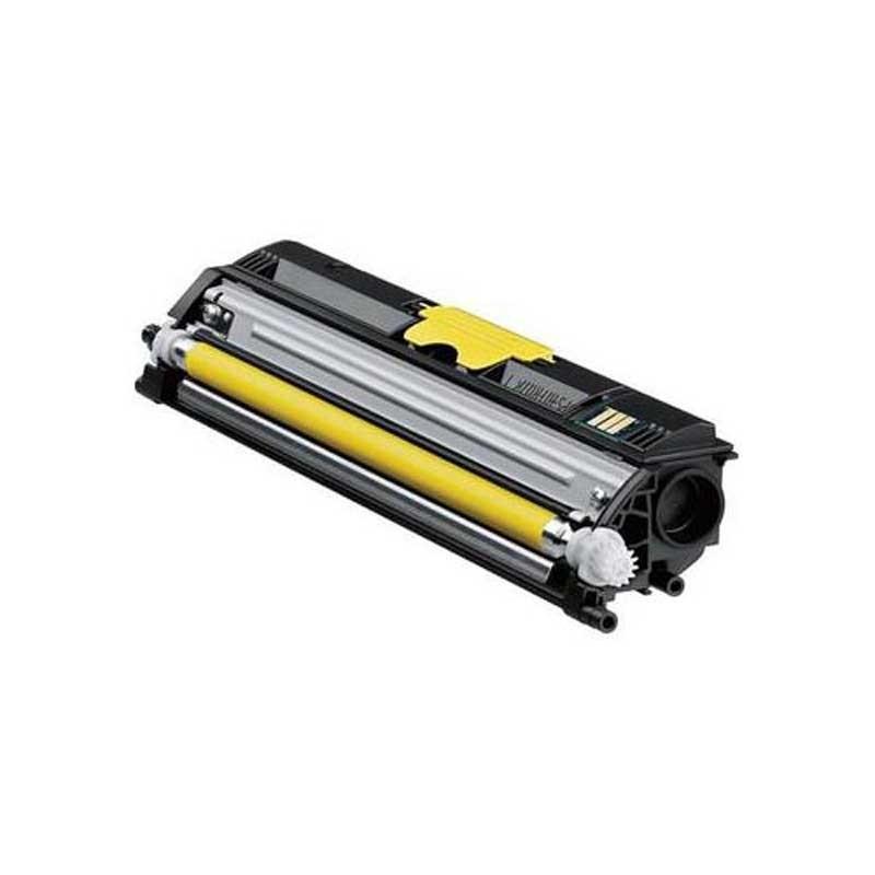Konica-Minolta Toner Cartridge - Yellow - Comaptible - OEM A0V306F