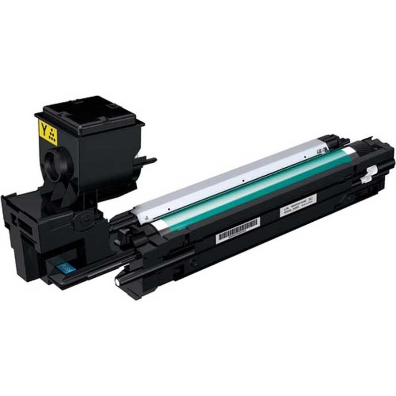 Konica-Minolta Toner Cartridge - Cyan - Compatible - OEM A0WG0JF