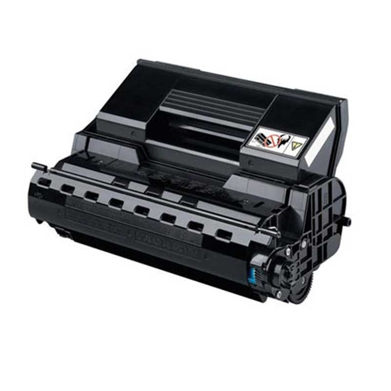 Konica-Minolta Toner Cartridge - Black - Compatible - OEM A0FN012