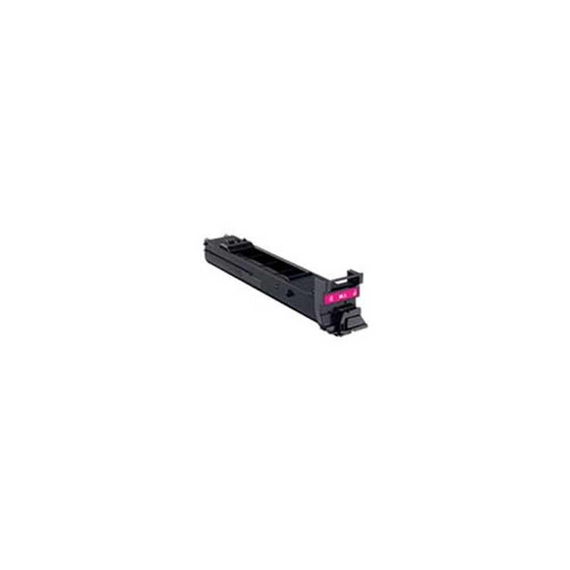 Konica-Minolta Toner Cartridge - Magenta - Compatible - OEM A0DK333