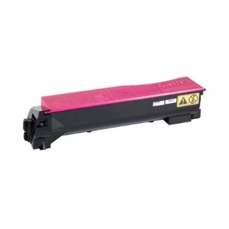Kyocera-Mita Toner Cartridge - Magenta - Compatible - OEM TK-552M