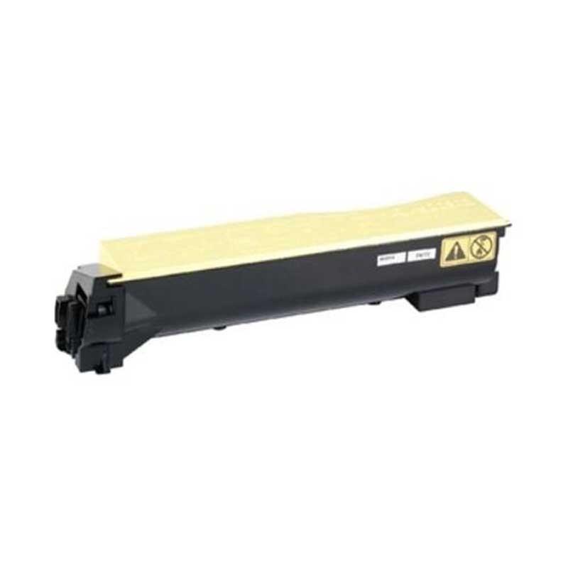Kyocera-Mita Toner Cartridge - Yellow - Compatible - OEM TK-552Y