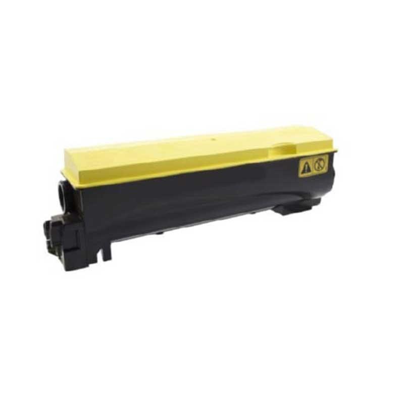 Kyocera-Mita Toner Cartridge - Yellow - Compatible- OEM TK-562Y