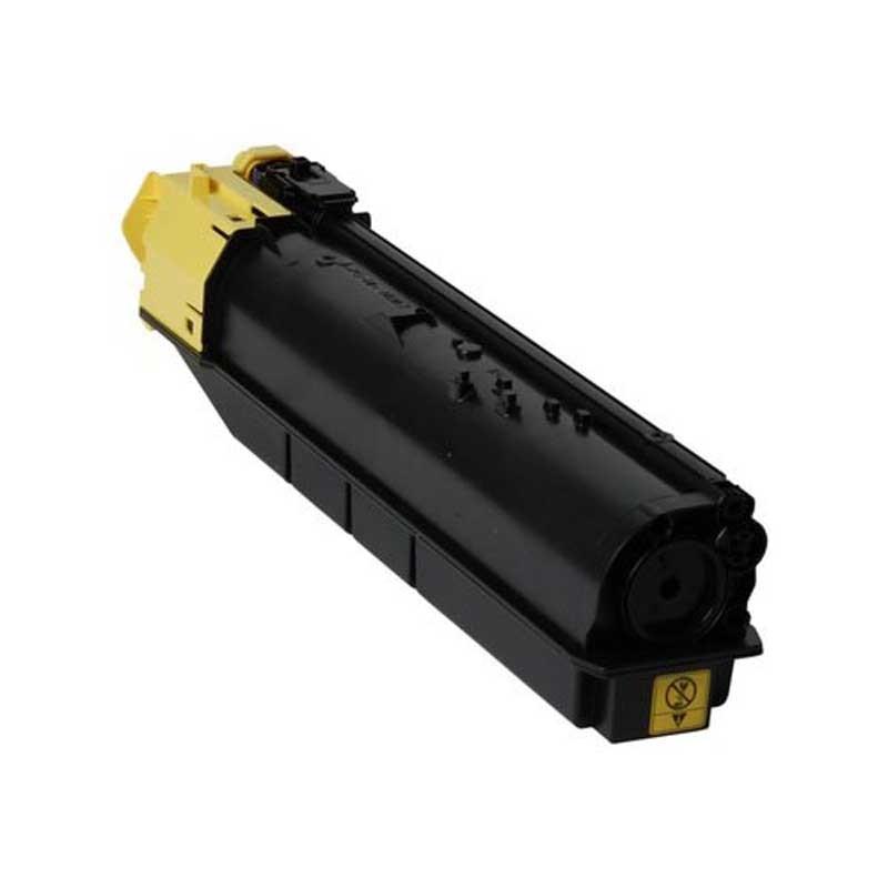 Kyocera-Mita Toner Cartridge - Yellow - Compatible - OEM TK8307Y TK8309Y