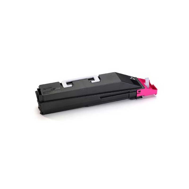 Kyocera-Mita Toner Cartridge - Magenta - Compatible - OEM TK-857M