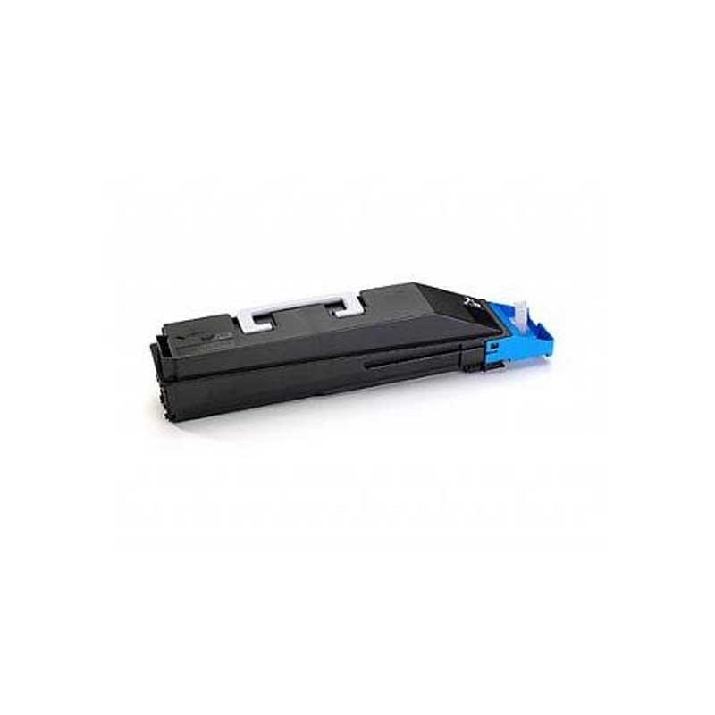 Kyocera-Mita Toner Cartridge - Cyan - Compatible - OEM TK-867C