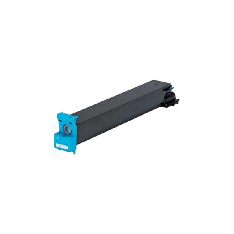 Konica-Minolta Toner Cartridge - Cyan - Compatible - OEM TN-210