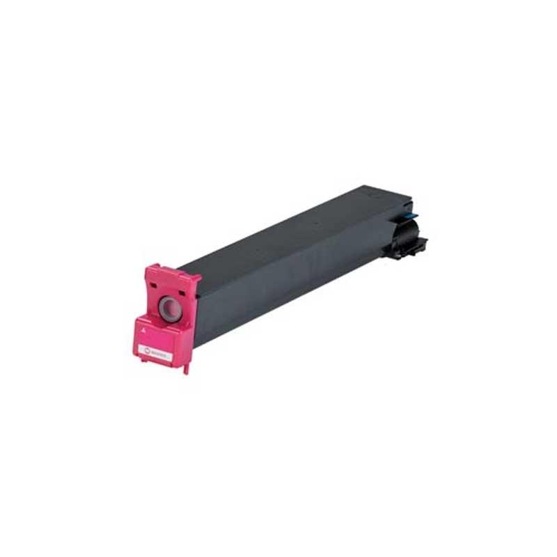 Konica-Minolta Toner Cartridge - Magenta - Compatible - OEM TN-210M