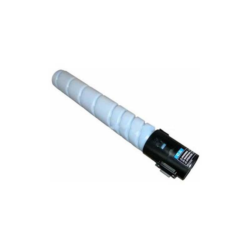 Konica-Minolta Toner Cartridge - Cyan - Compatible - OEM TN-216C