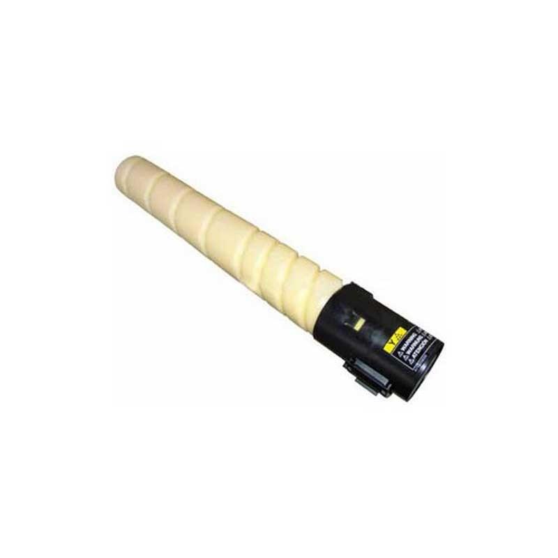 Konica-Minolta Toner Cartridge - Yellow - Compatible - OEM TN-216Y
