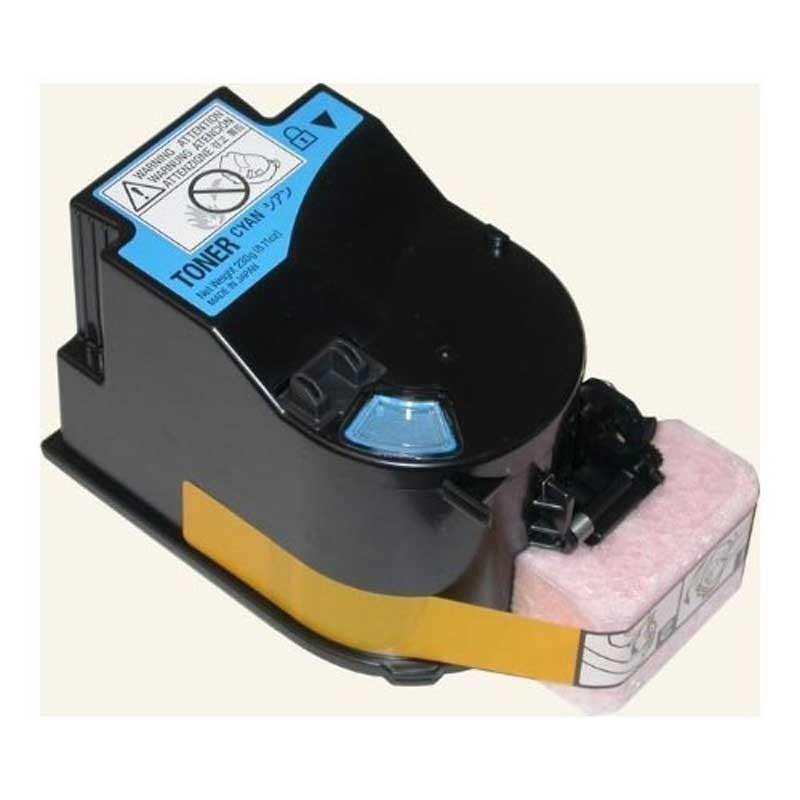 Konica-Minolta Toner Cartridge - Cyan - Compatible - OEM TN-310C