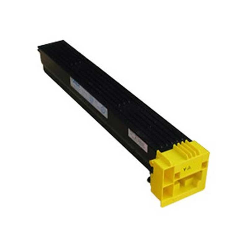 Konica-Minolta Toner Cartridge - Yellow - Compatible - OEM TN-613Y