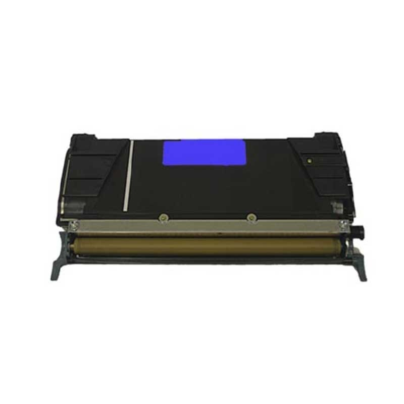 Lexmark Toner Cartridge - Cyan - Compatible - OEM C736H2CG