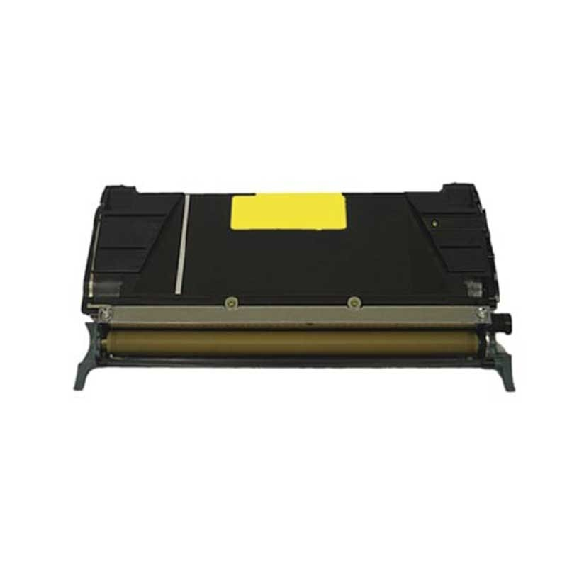 Lexmark Toner Cartridge - Yellow - Compatible - OEM C736H2YG