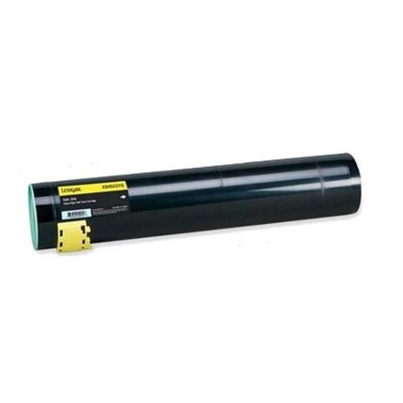 Lexmark Toner Cartridge - Yellow - Compatible - OEM C930H2YG