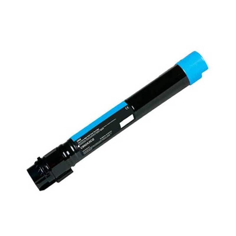 Lexmark Toner Cartridge - Cyan - Compatible - OEM C950X2CG