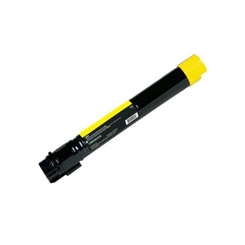 Lexmark Toner Cartridge - Yellow - Compatible - OEM C950X2YG