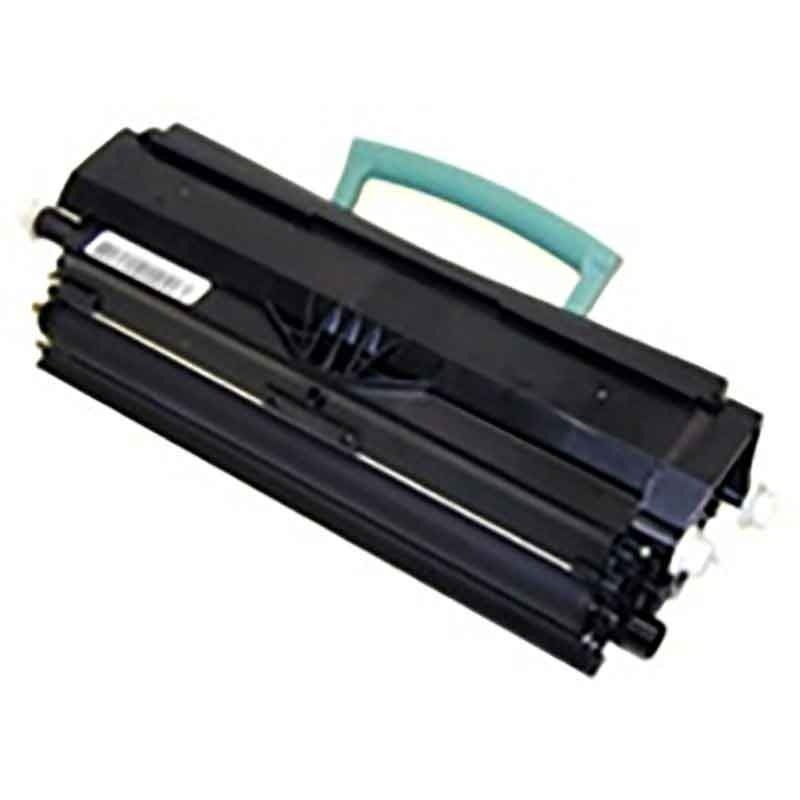 Lexmark Toner Cartridge - Black - Compatible - OEM E250A21A