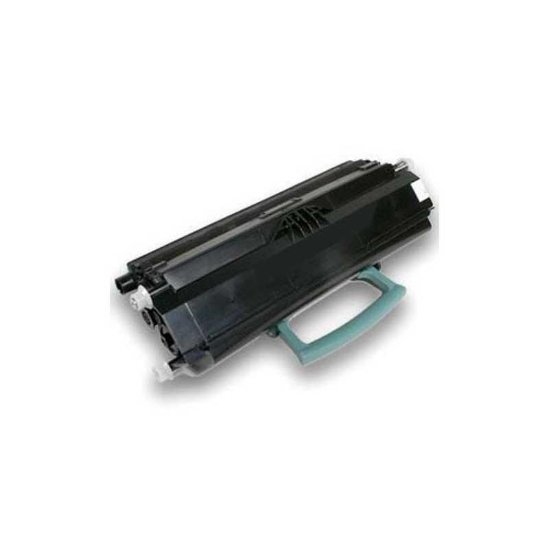 Lexmark Toner Cartridge - Black - Compatible - OEM E352H21A