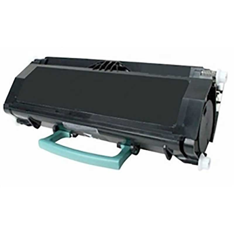 Lexmark Toner Cartridge - Black - Compatible - OEM E462U11A
