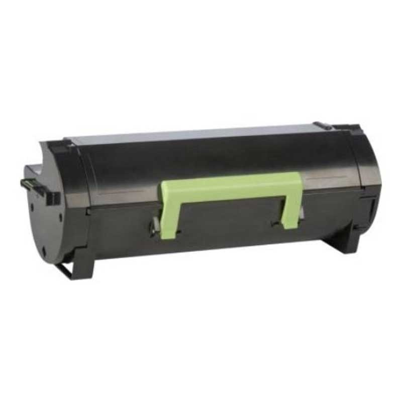 Lexmark Toner Cartridge - Black - Compatible - OEM 50F1H00