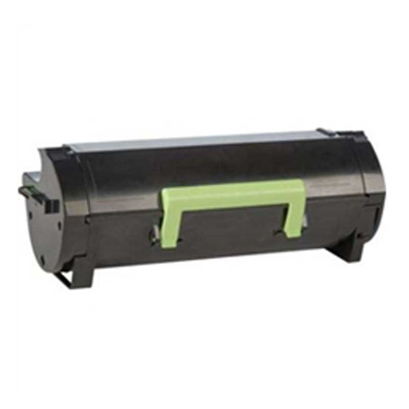 Lexmark Toner Cartridge - Black - Compatible - OEM 52D1X00