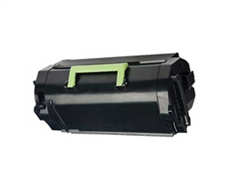 Lexmark Toner Cartridge - Black - Compatible - OEM 62D1X00