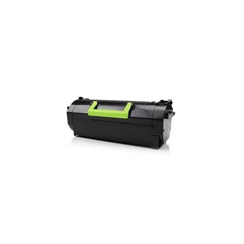 Lexmark Toner Cartridge - Black - Compatible - OEM 24B6035