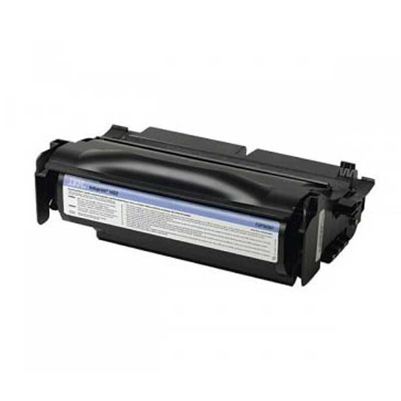Lexmark Toner Cartridge - Black - Compatible - OEM 12A8325 75P6052