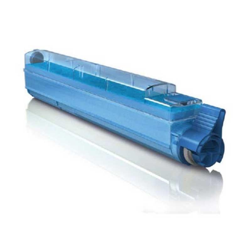 Oki-Okidata Toner Cartridge - Cyan - Compatible - OEM 42918903