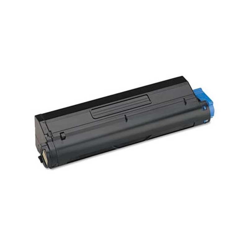 Oki-Okidata Toner Cartridge - Black - Compatible - OEM 43979101