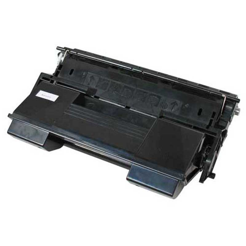 Oki-Okidata Toner Cartridge - Black - Compatible - OEM 52116002