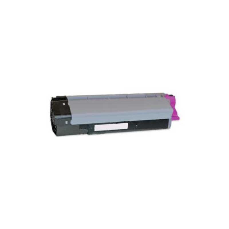 Oki-Okidata Toner Cartridge - Magenta - Compatible - OEM 43324475