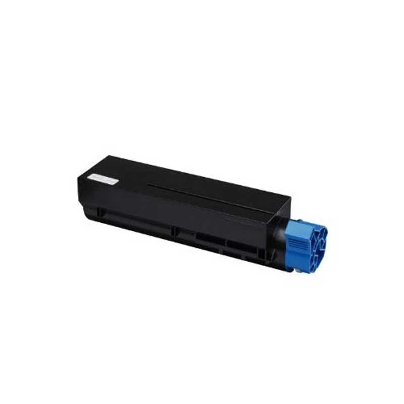 Oki-Okidata Toner Cartridge - Black - Compatible - OEM 44992405
