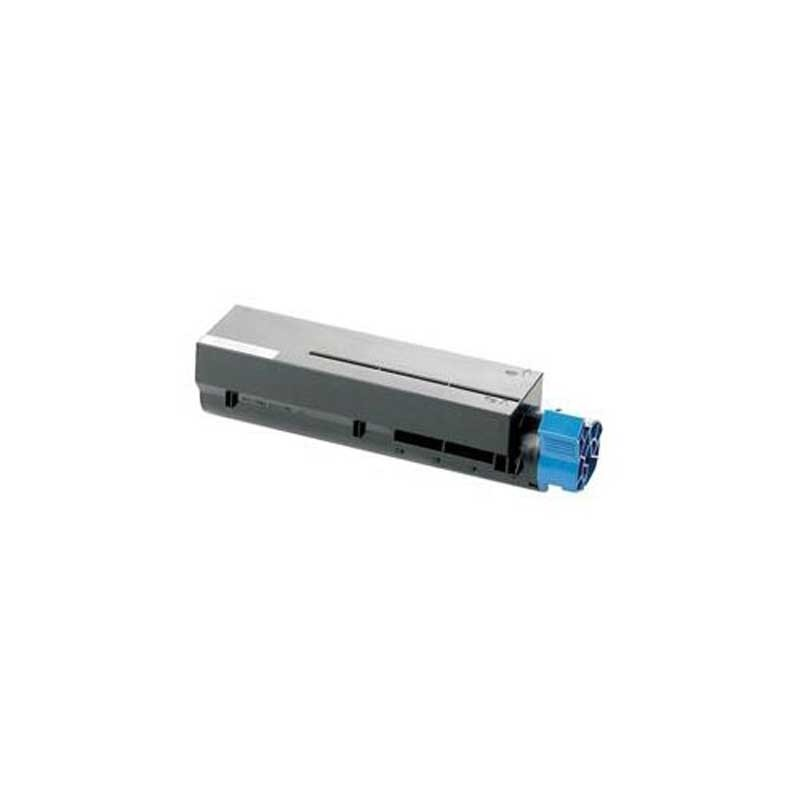 Oki-Okidata Toner Cartridge - Black - Compatible - OEM 44917601