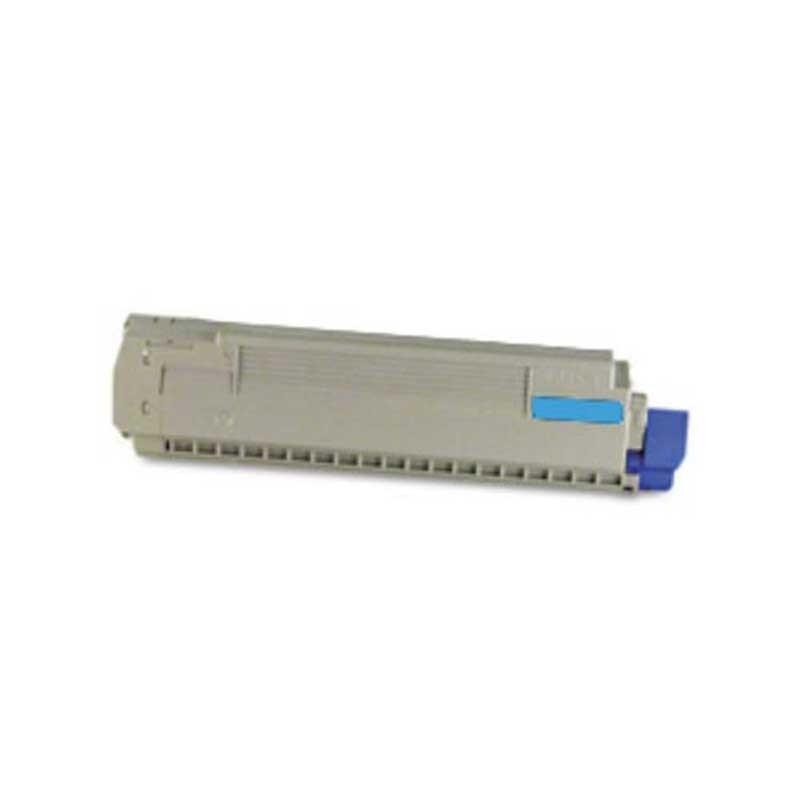 Oki-Okidata Toner Cartridge - Cyan - Compatible - OEM 44059215