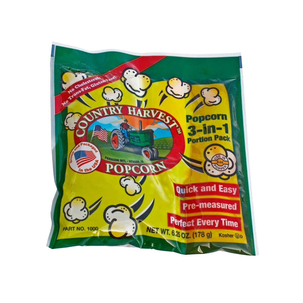 Country Harvest 8 oz Tri-Pack - Case of 24