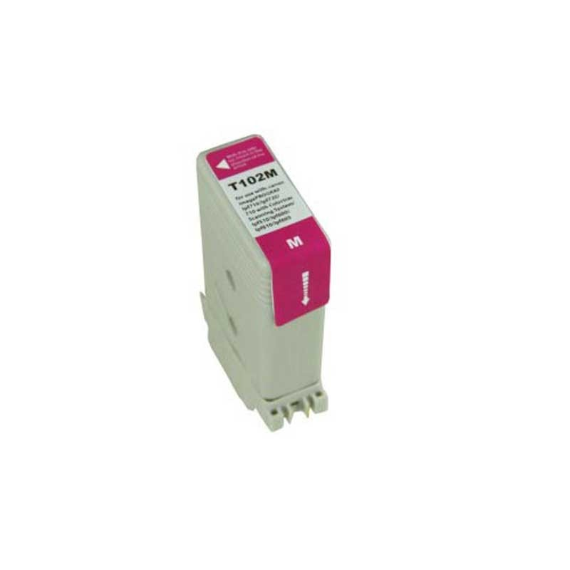 Canon Ink Cartridge - Magenta - Compatible - OEM PFI-102M