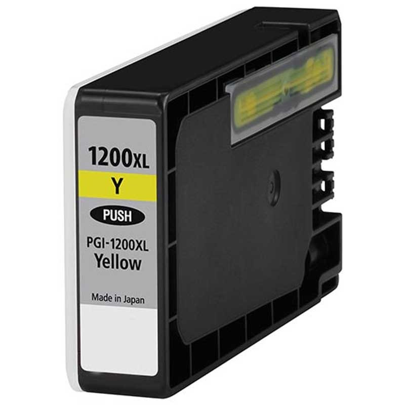 Canon Ink Cartridge - Yellow - Compatible - OEM 9198B001