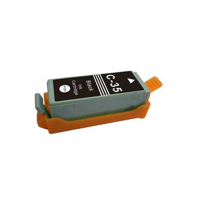 Canon Ink Cartridge - Black - Compatible - OEM PGI-35B